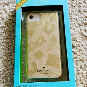 Kate Spade iPhone 6s/6/7/8 Case NWT